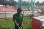 Athletics Ireland, Mannheim, Germany